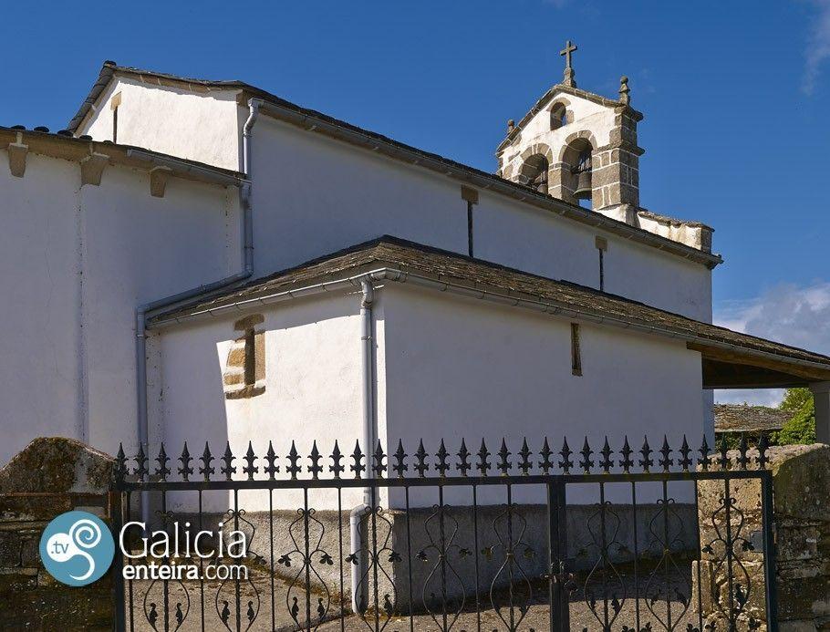 Iglesia parroquial de San Pedro Seteventos-Sarria
