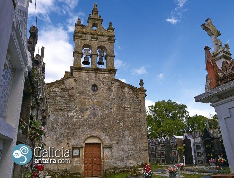 Iglesia Salvador de Vilar - Sarria