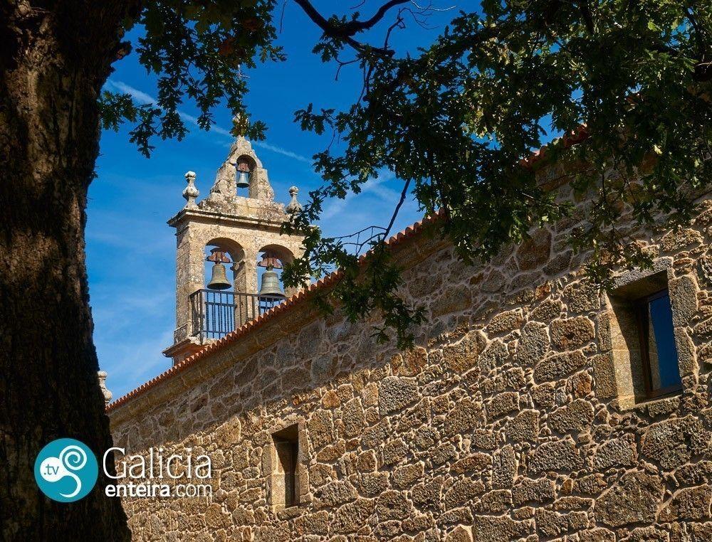 Santa María de Abanzazu Baloira - A Estrada