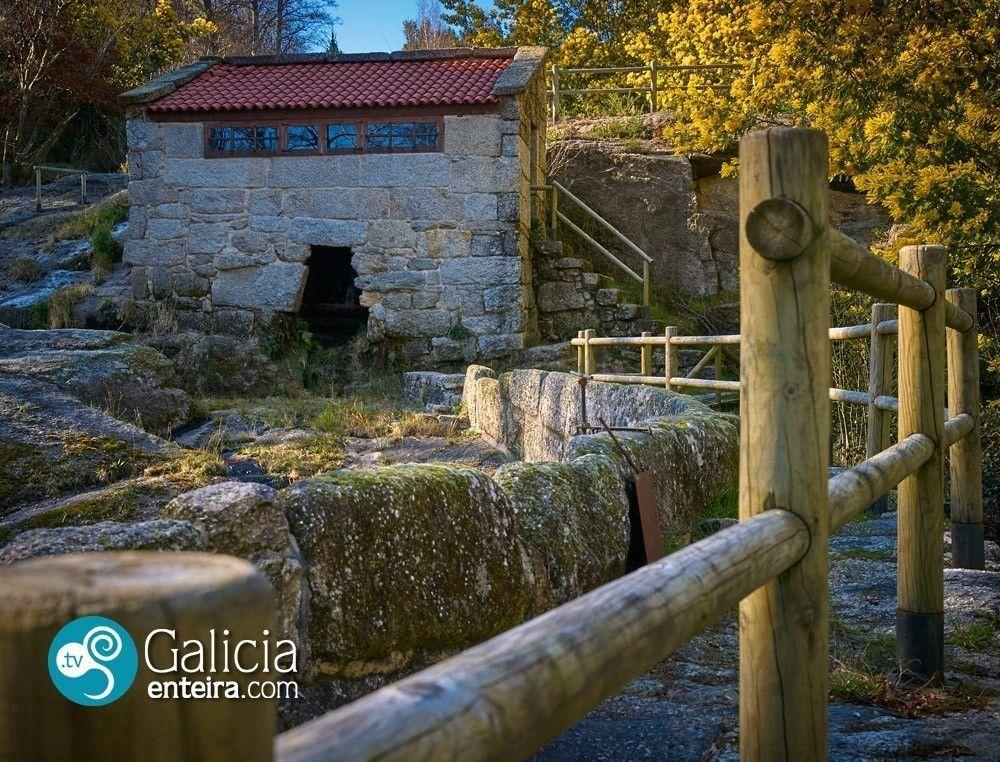 Molinos de Vilar de Condes - Carballeda de Avia