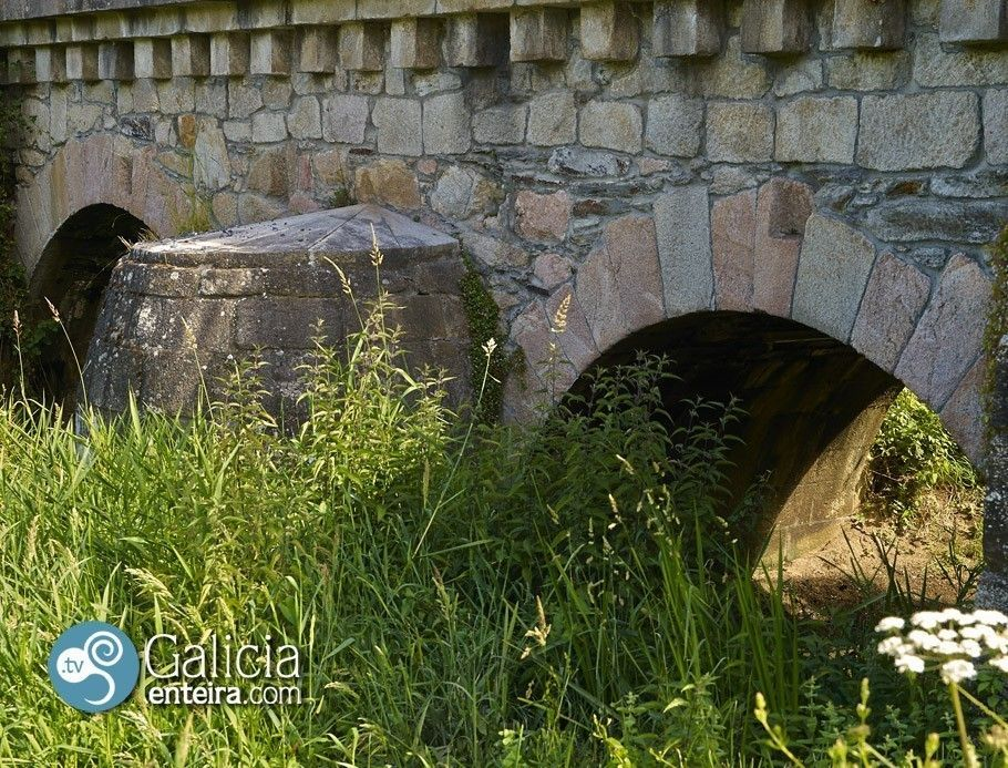 Puente Mazadoiro - Sarria