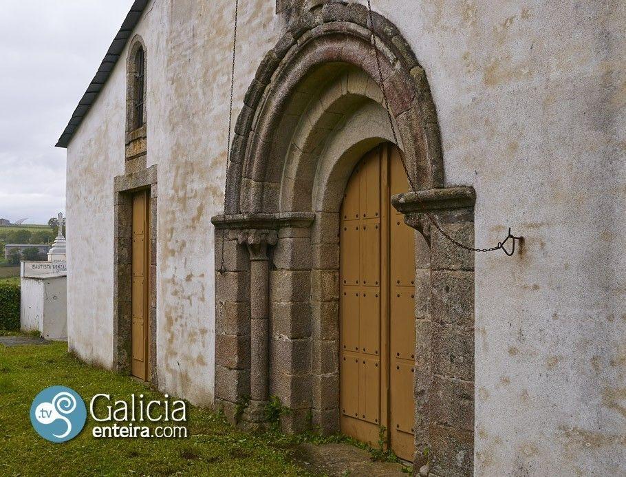 Iglesia de San Pedro Froián-Sarria