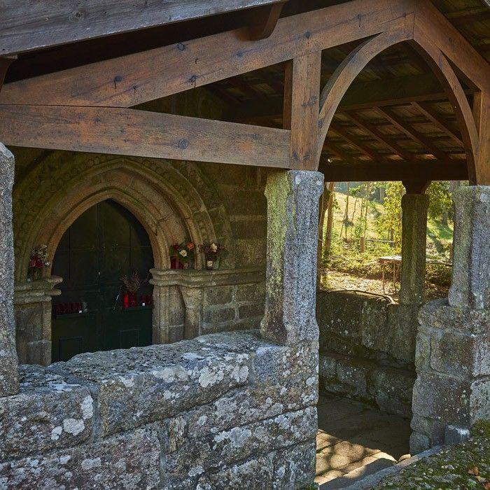 La ermita de la Virgen del Camino
