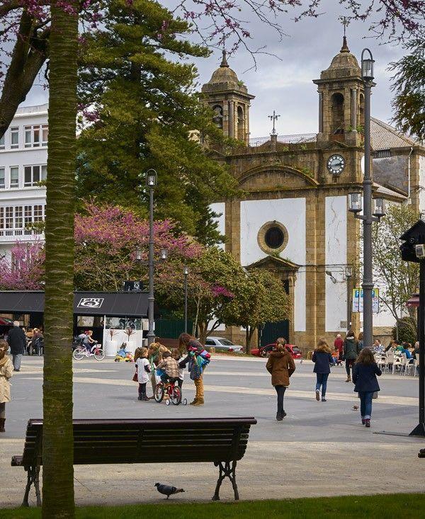 Iglesia de Los Dolores - Ferrol