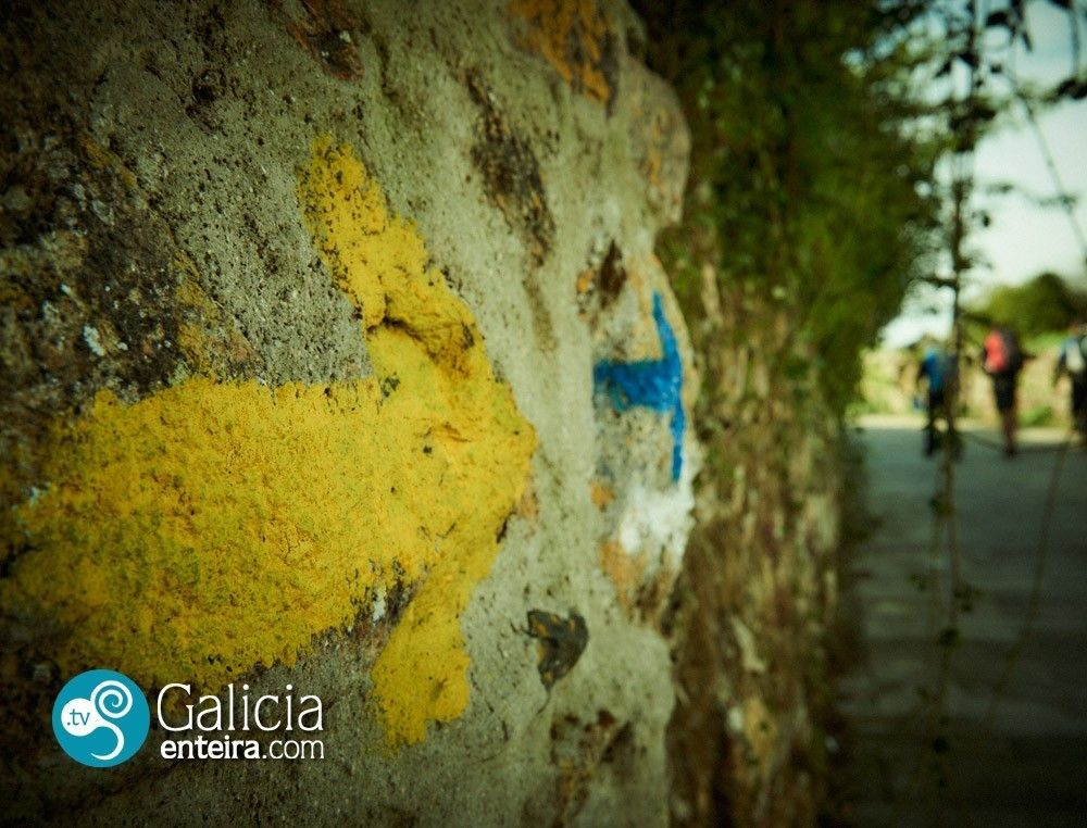 Camiño de Santiago Neda A Coruña