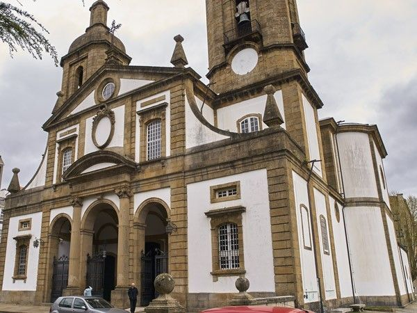Concatedral de San Julian - Ferrol