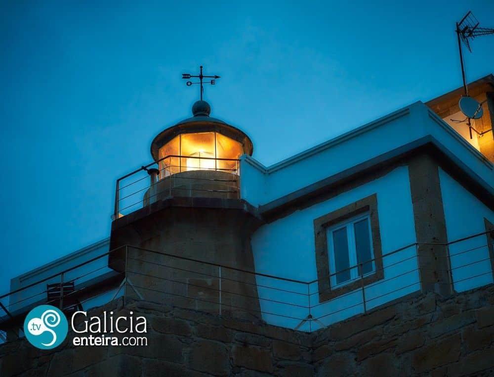 Faro de Cabo Prioriño Chico - Ferrol