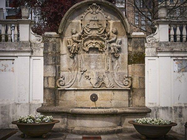 Fuente de San Roque - Ferrol