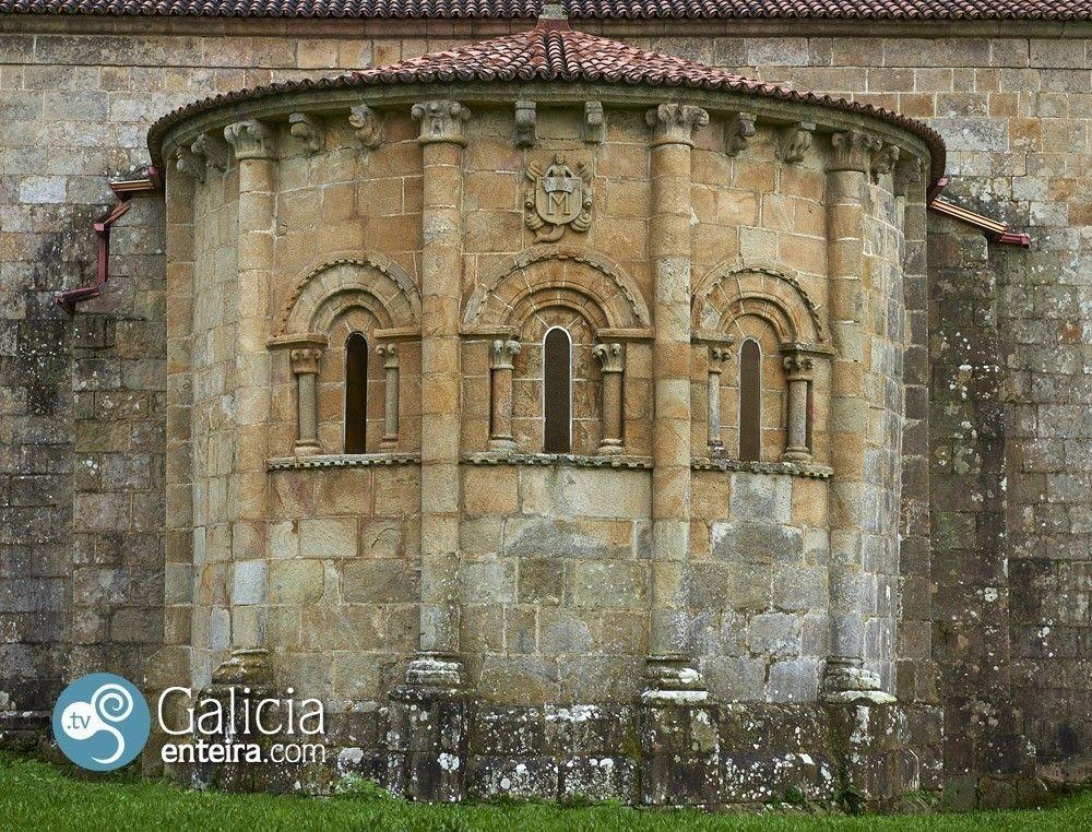 Iglesia de San Andrés de César - Caldas de Reis