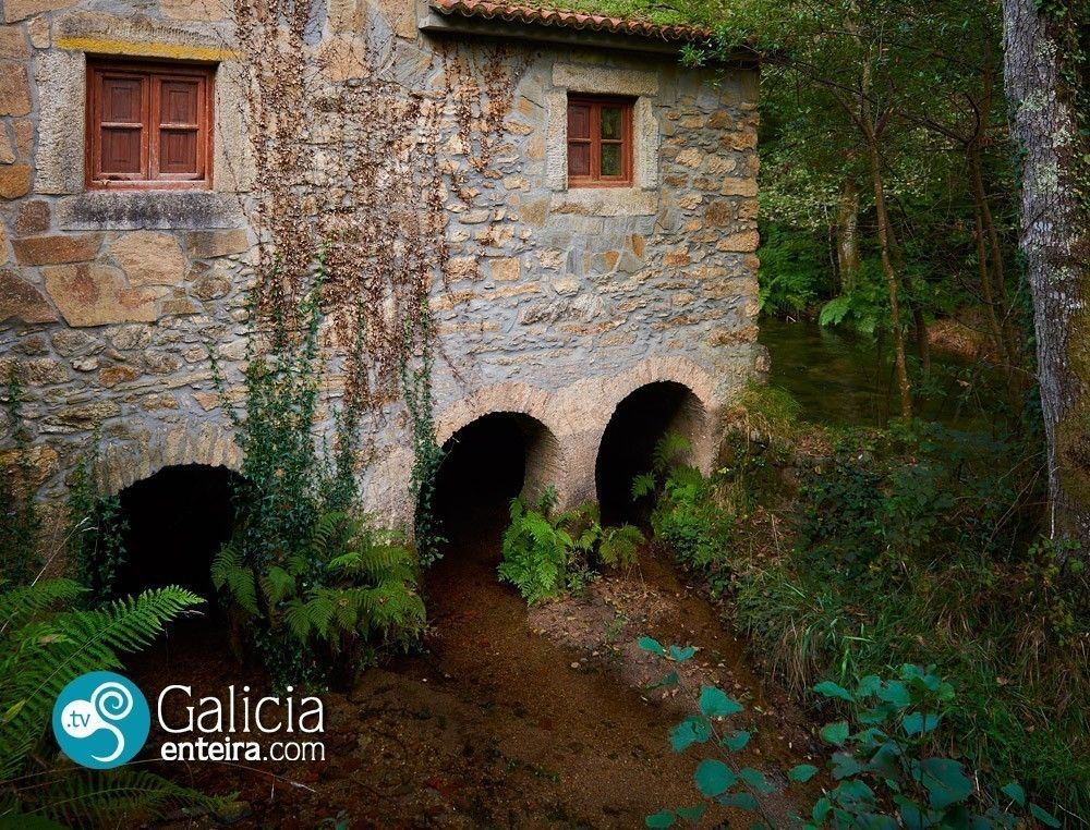 Molino Río Belelle - Neda