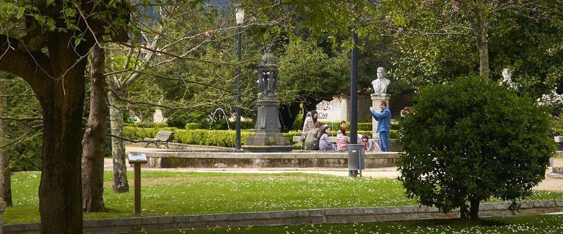 Parque Reina Sofia - Ferrol