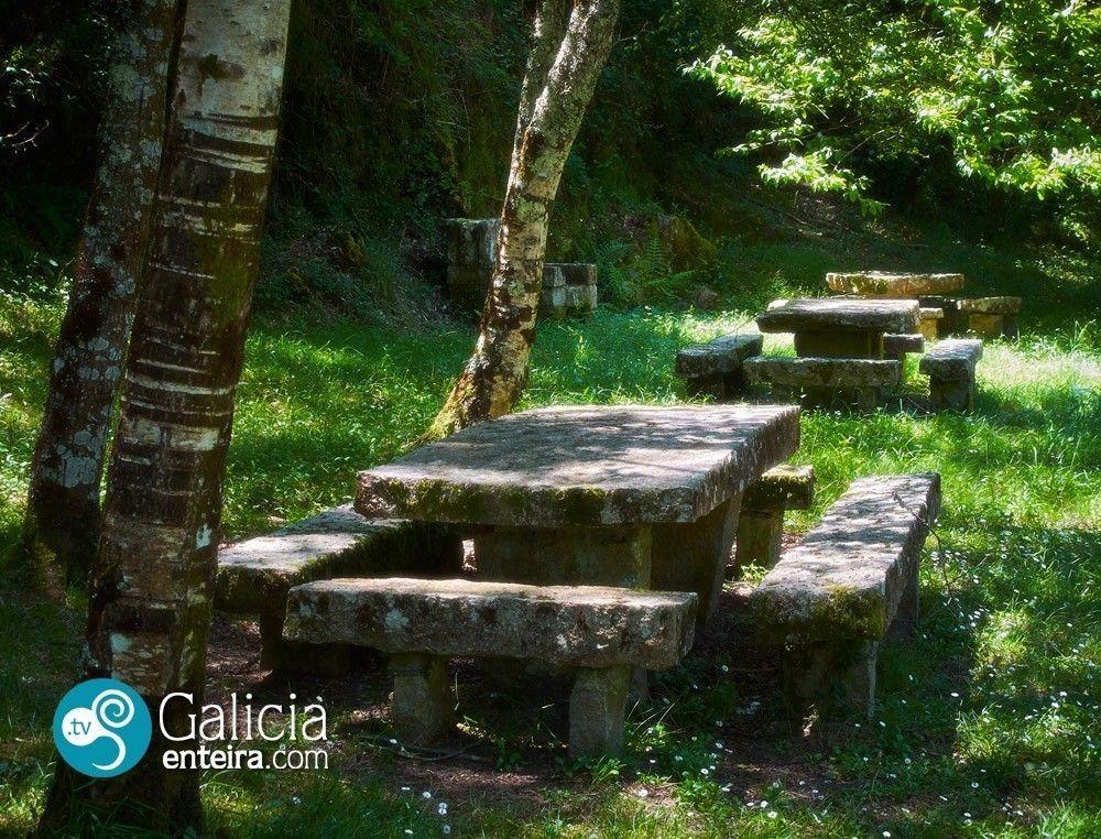 Ruta de la antigua vía del tren Vilaoudriz - Ribadeo