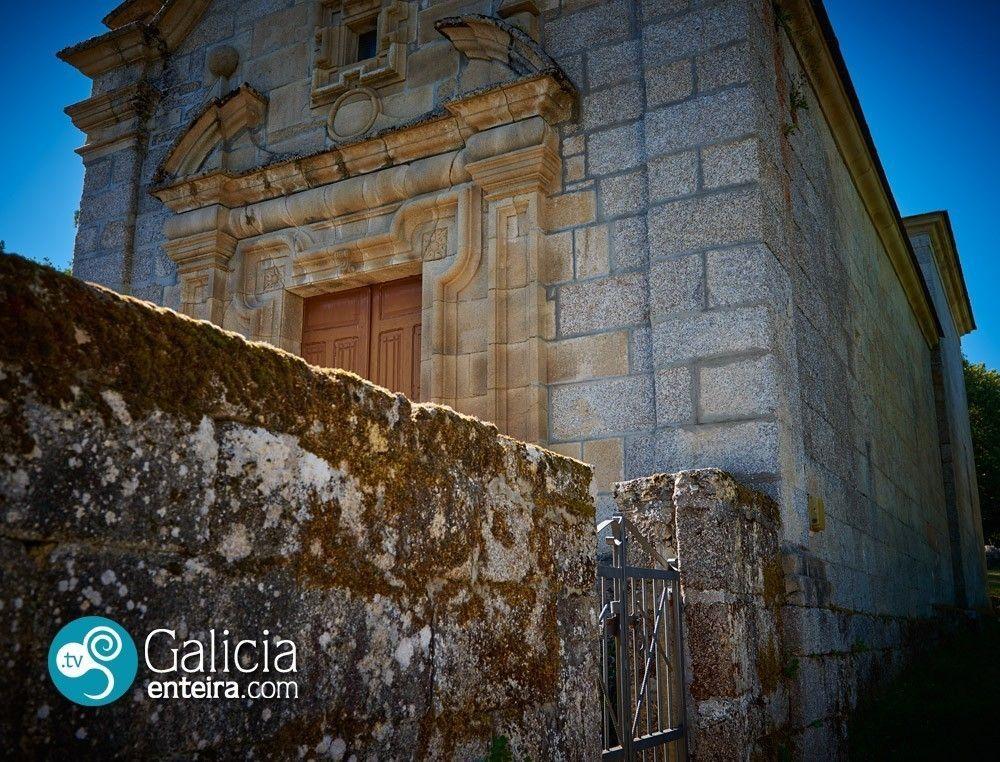 San Andrés de Requeixo A Veiga