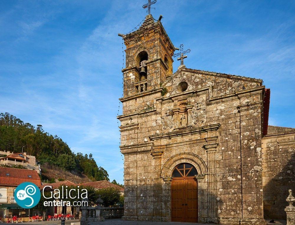 Santa María de las Nieves Pontevedra