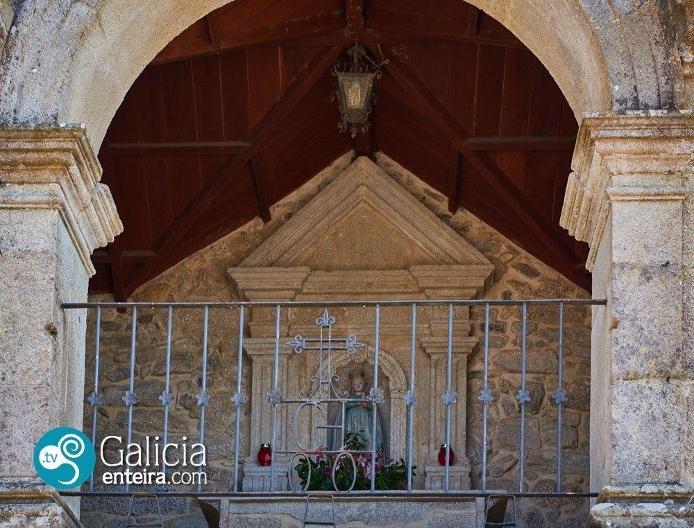 Virgen de Oliveira - Salvaterra