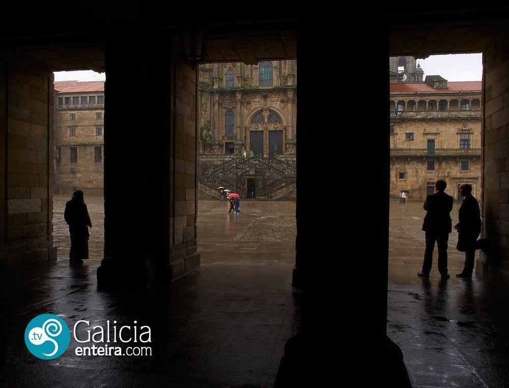 Plaza Obradoiro - Santiago