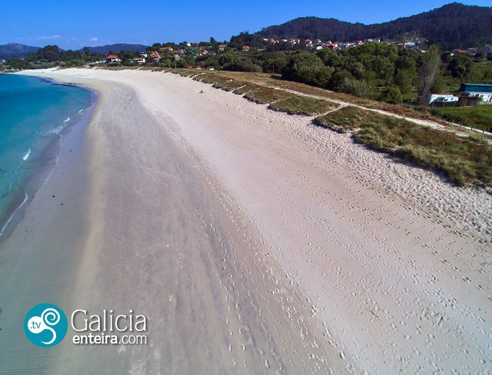 Playa Areabrava - Cangas