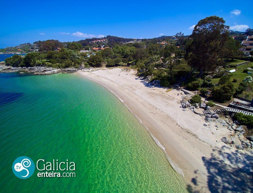 Playa de Francón-Cangas