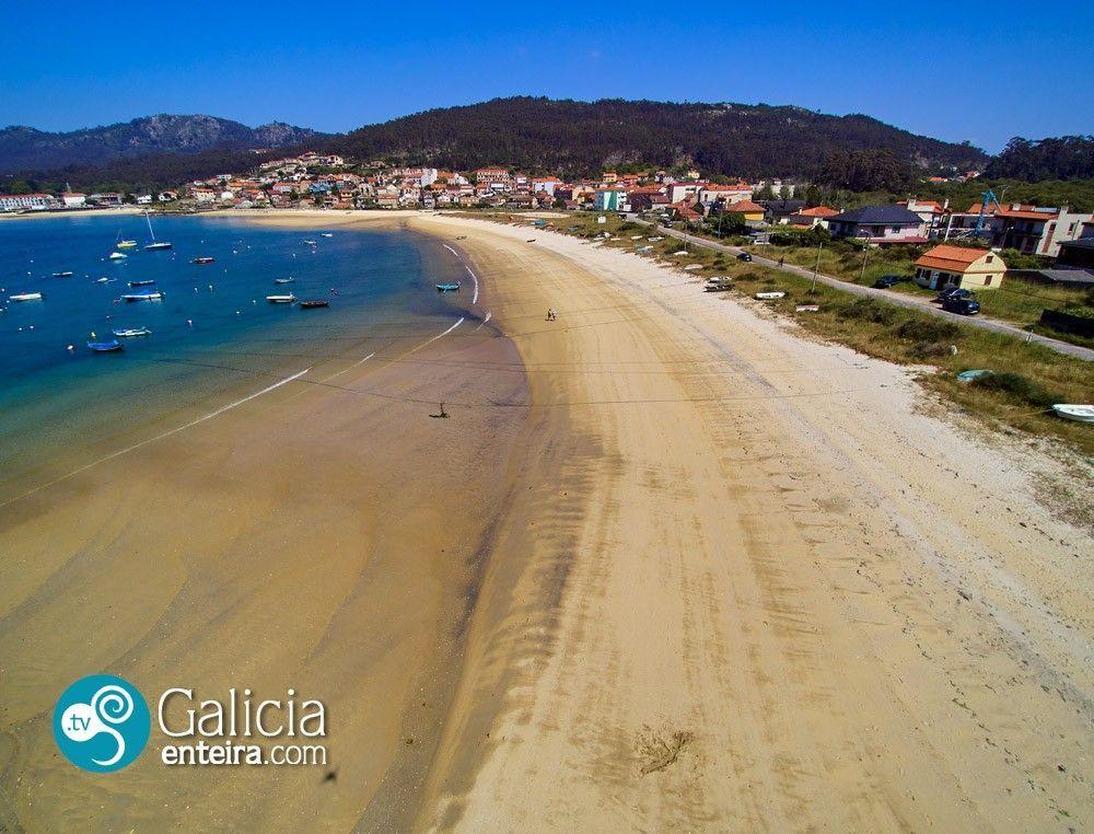 Playa de Vilariño-Cangas