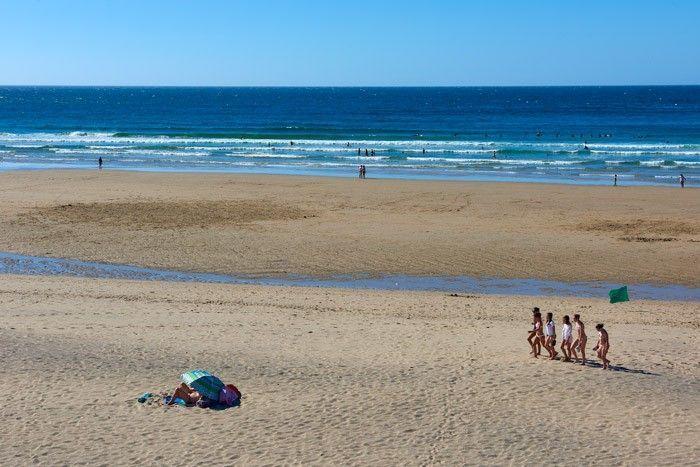 Playa de Pantin