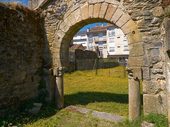 Arco visigótico-Panxón