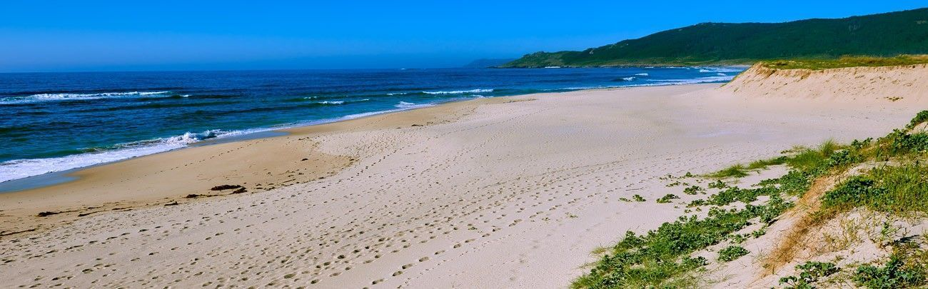 Playa de Traba Laxe