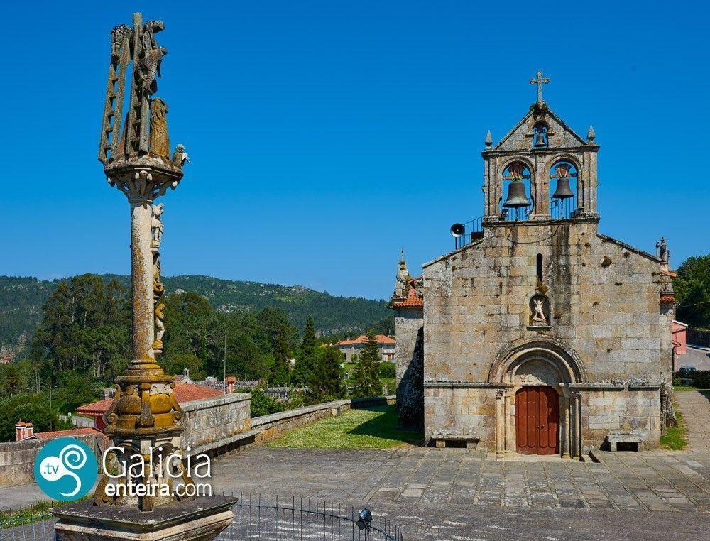 Iglesia de San Andres de Hio