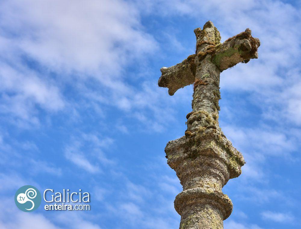 Cruceiro de San Benito de Cuñas - Cenlle