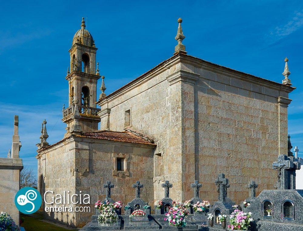 Iglesia de San Lourenzo de Siabal - Paderne de Allariz