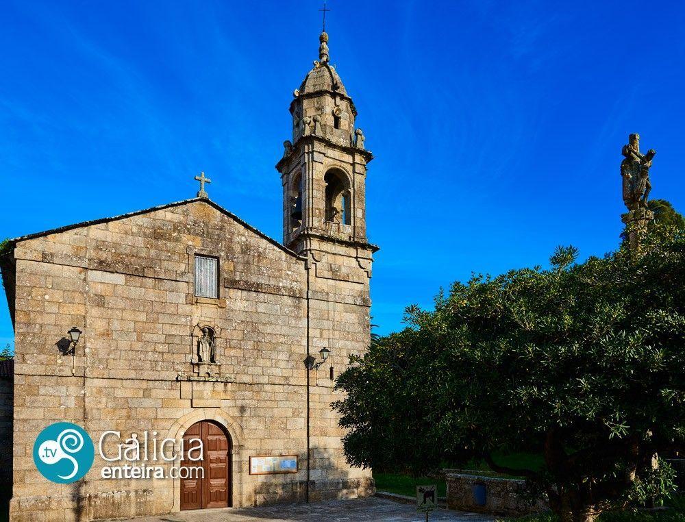 Iglesia de San Martiño - O Grove