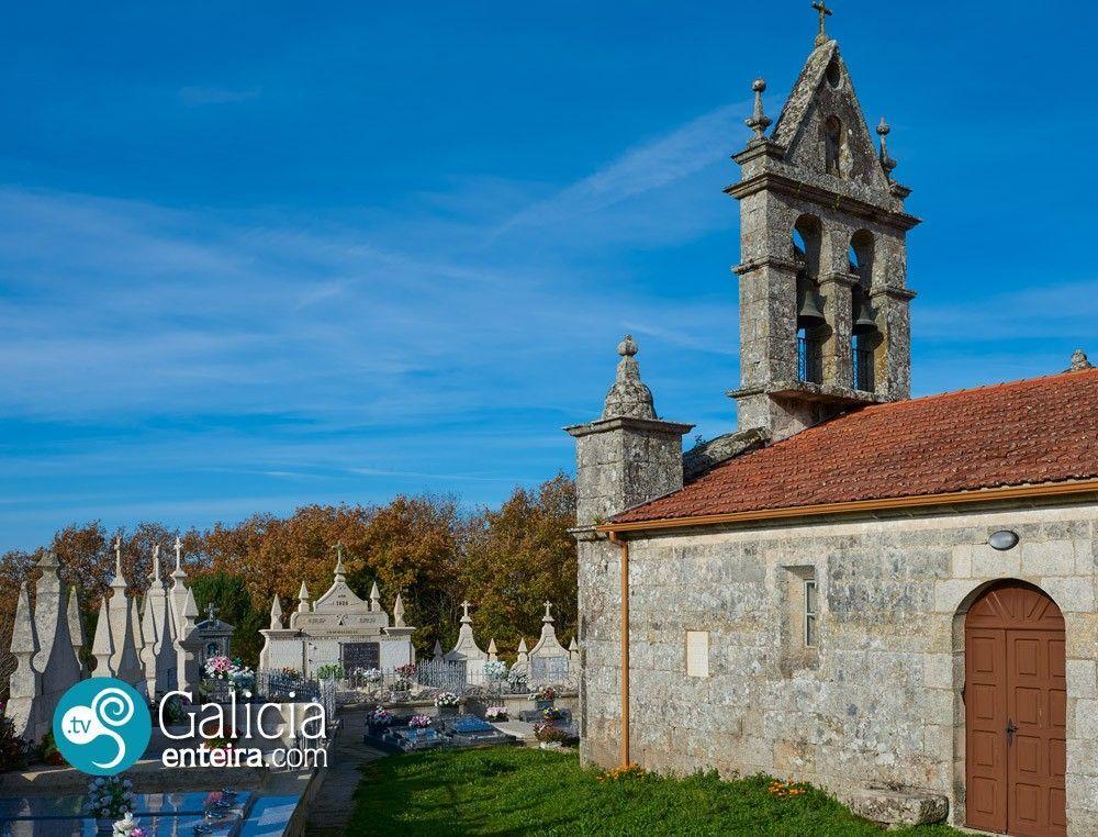 Iglesia de San Salvador de Mourisco - Paderne de Allariz