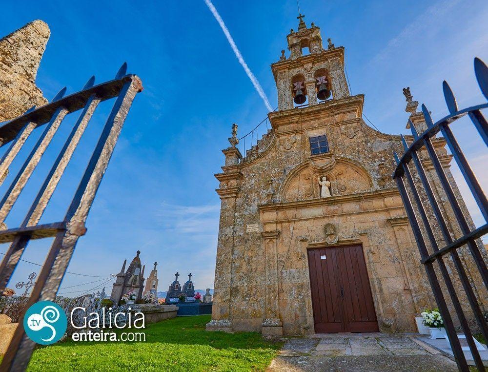Iglesia de San Salvador de Solbeira de Belmonte - Allariz