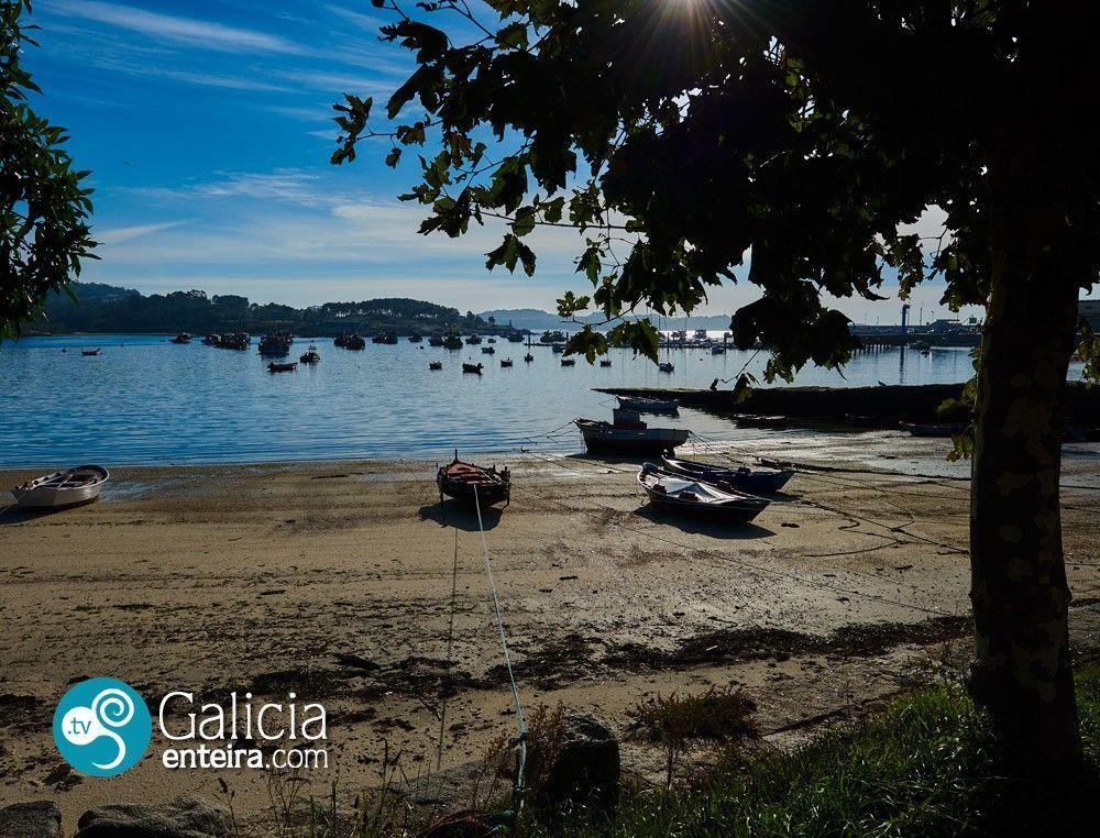Playa A Lavagueira - O Grove