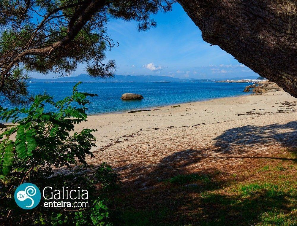 Playa Area de Reboredo - O Grove