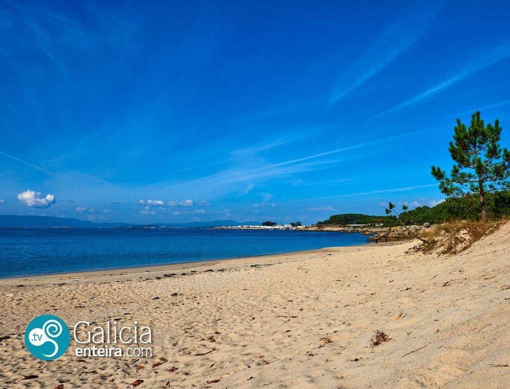 Playa de Area das Pipas - O Grove