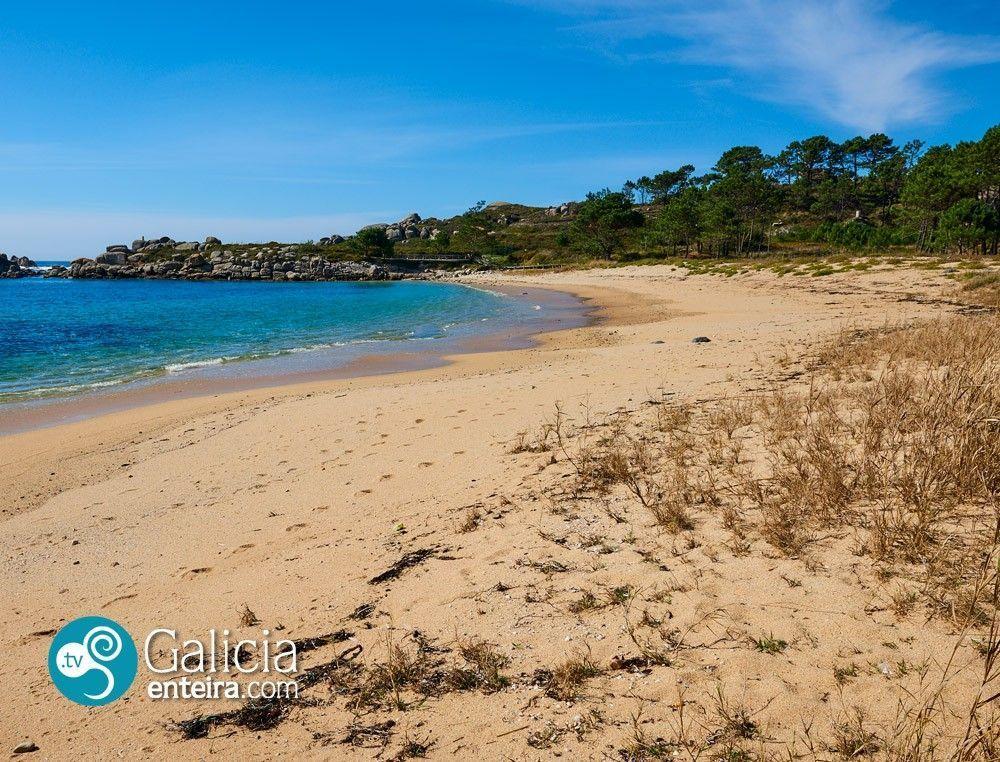 Playa de Canelas - O Grove