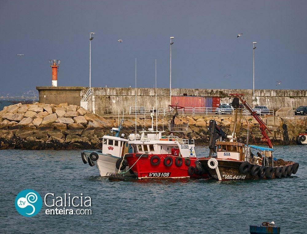 Puerto de Meloxo - O Grove