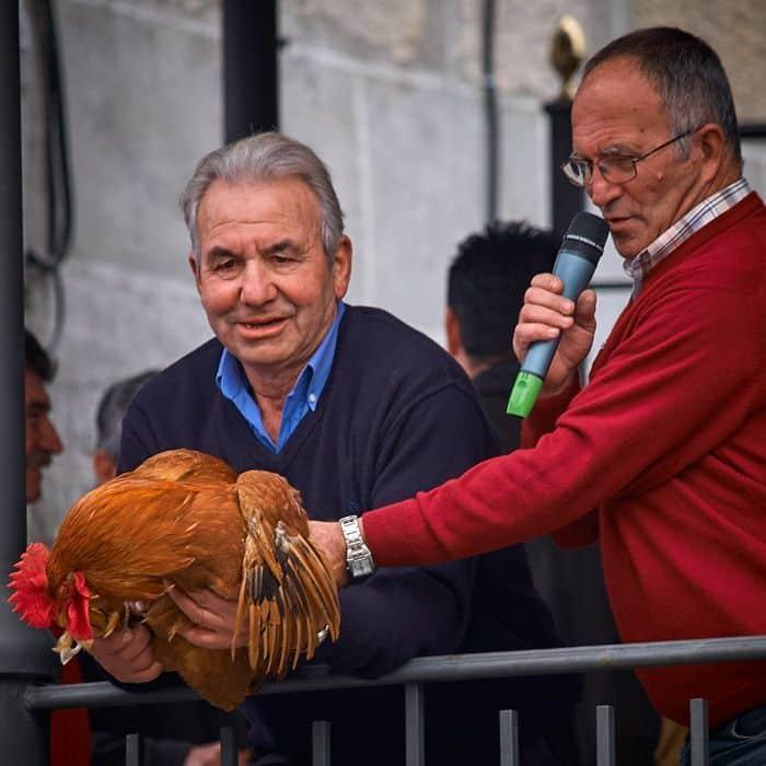 Fiesta de San Blas - Vigo