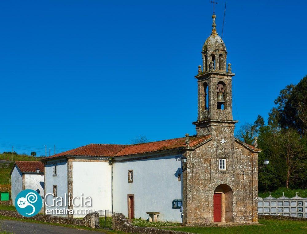 Iglesia de San Pedro de Vilanova - Vedra