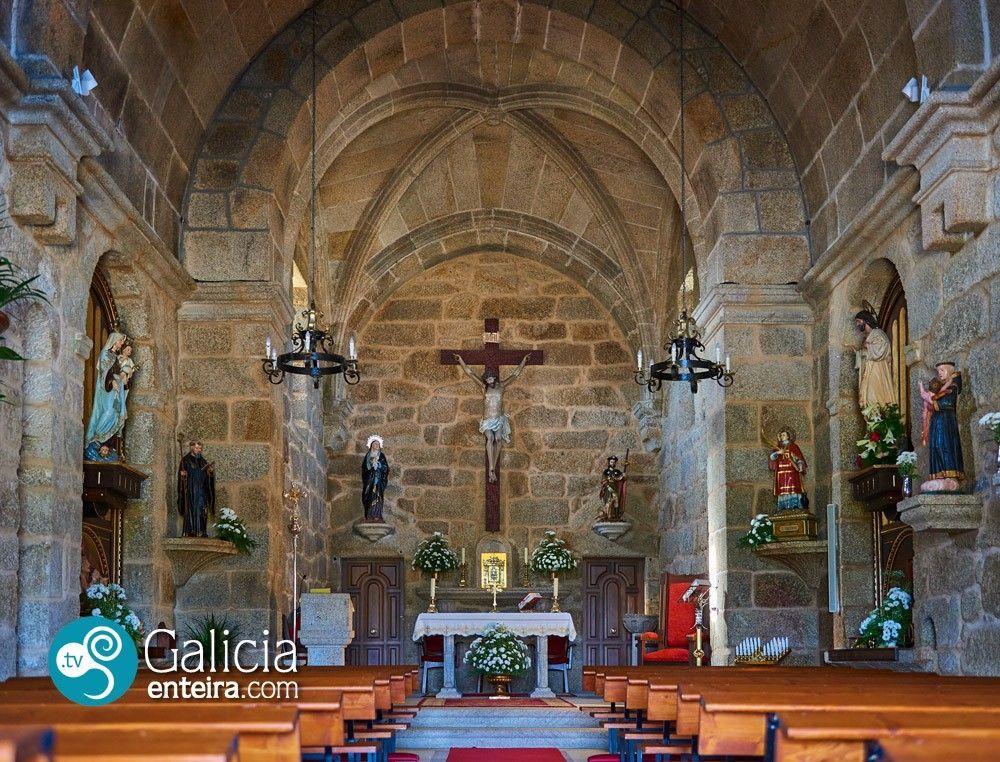 Iglesia de San Vicente de O Grove