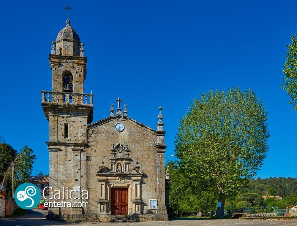 Iglesia de Santa María de Nigrán