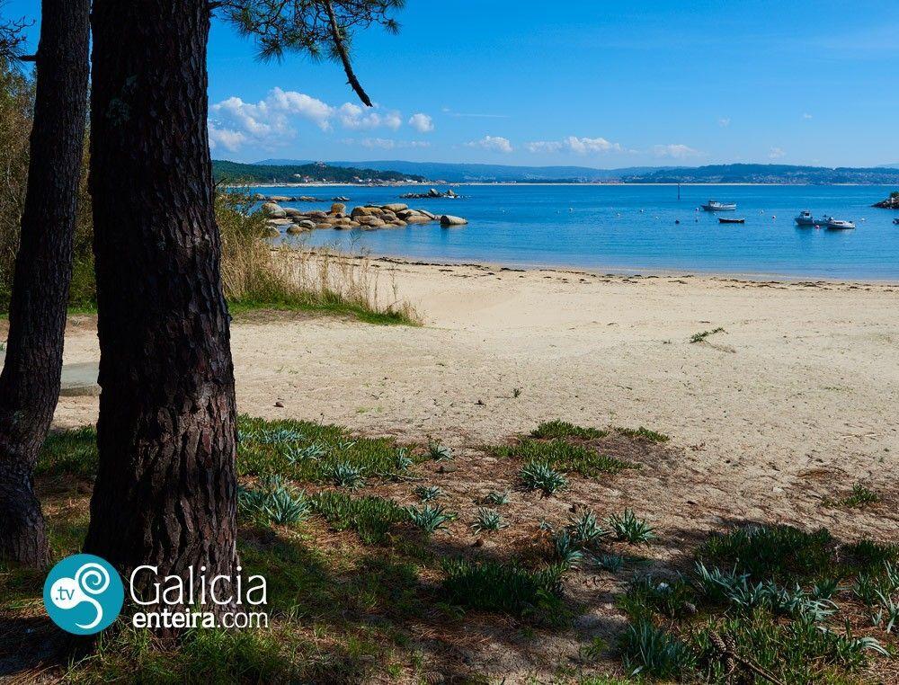 Playa de O Portiño - O Grove