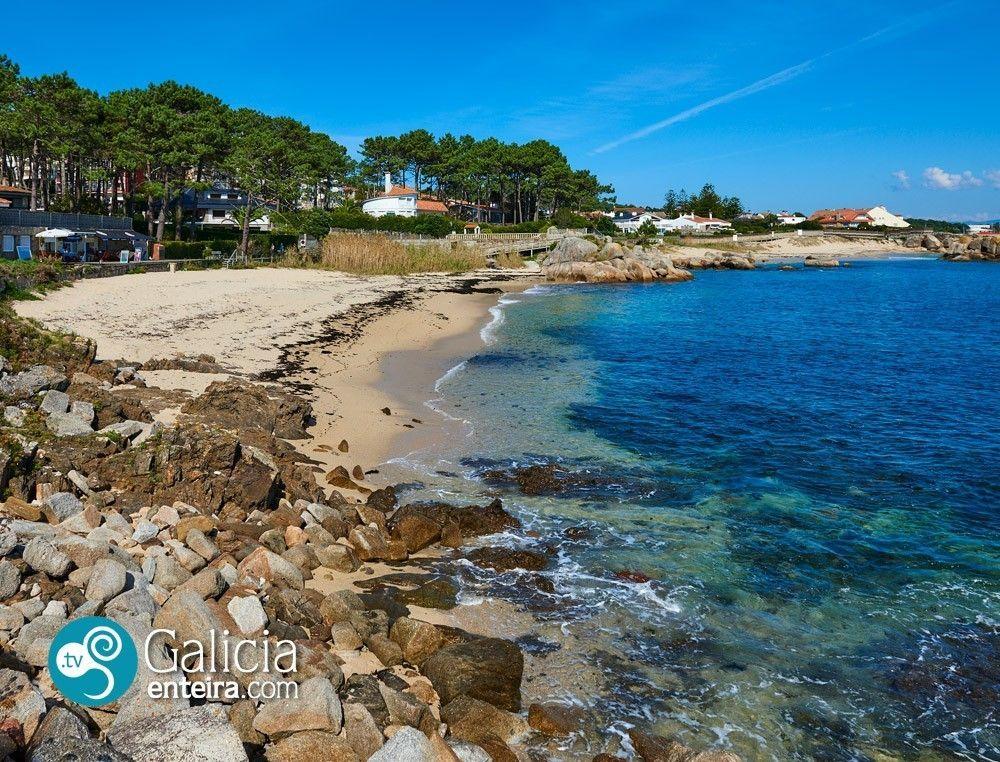 Playa de Pedras Negras - O grove
