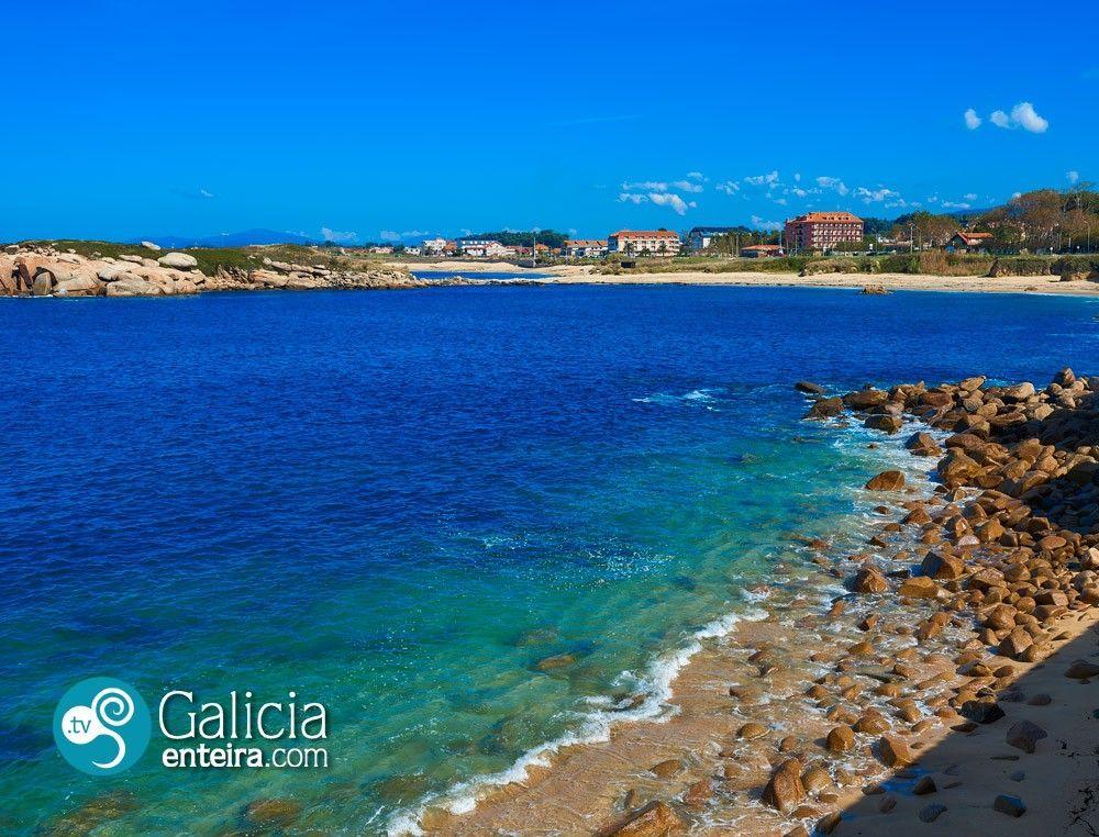 Playa de Area Gorda - Sanxenxo