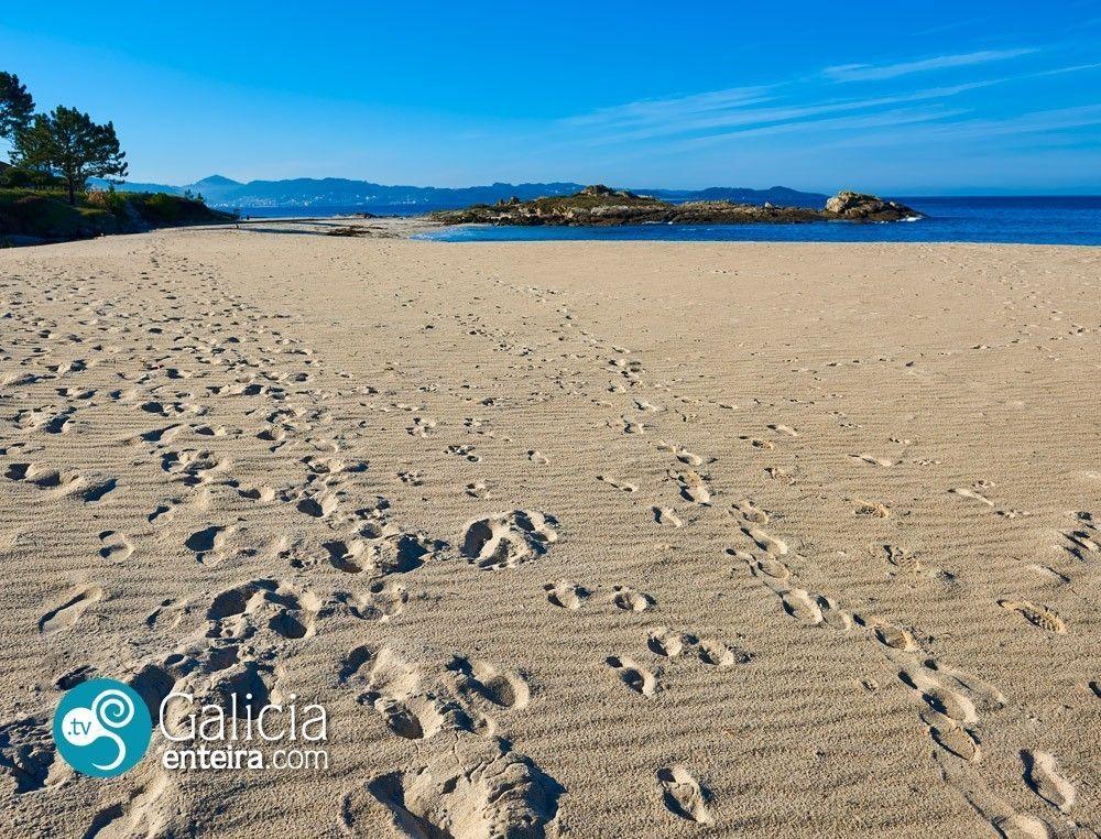 Playa de Areas - Sanxenxo
