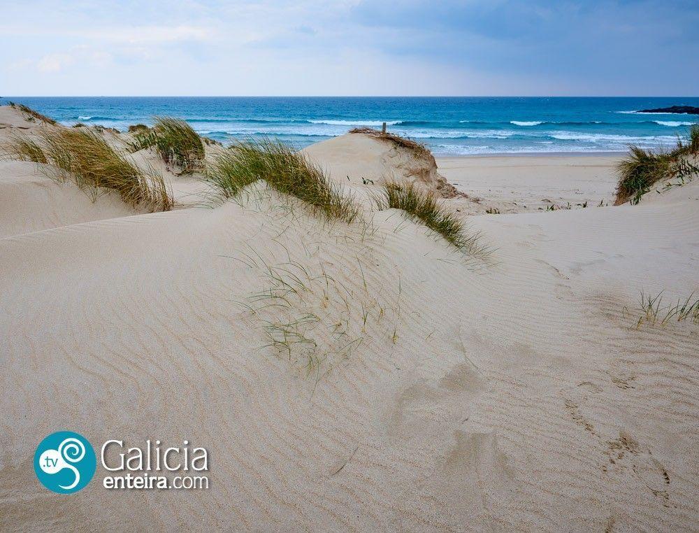 Playa de A Frouxeira - Valdoviño