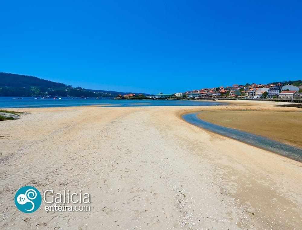 Playa de San Cibrán - Aldán