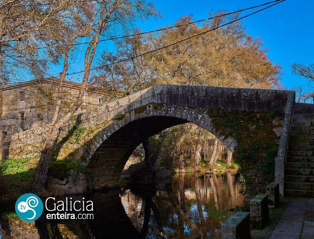 Puente Romano de Baños de Molgas