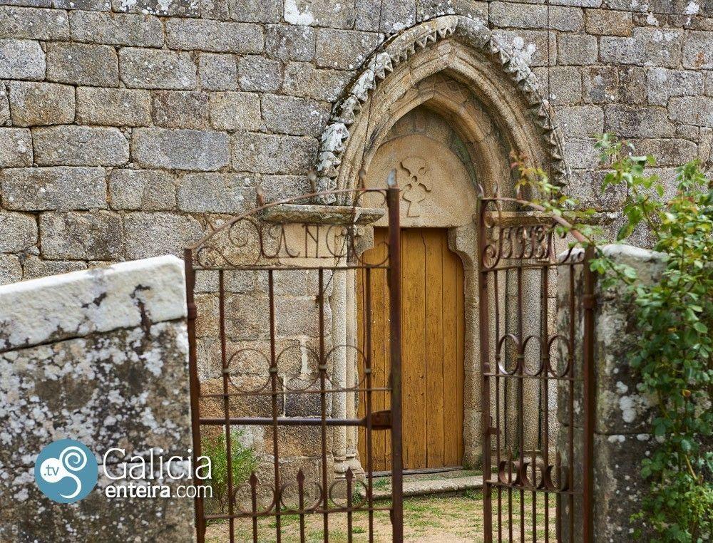 Iglesia de San Xoán de Sadurnín - Cenlle