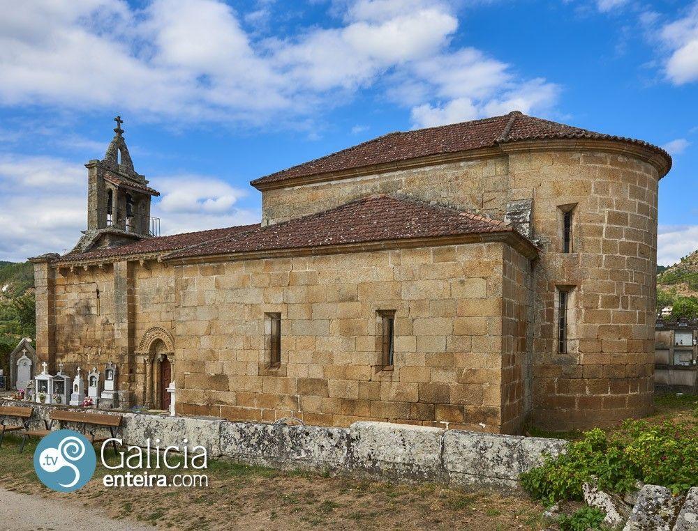 Iglesia de Santa María de Razamonde - Cenlle